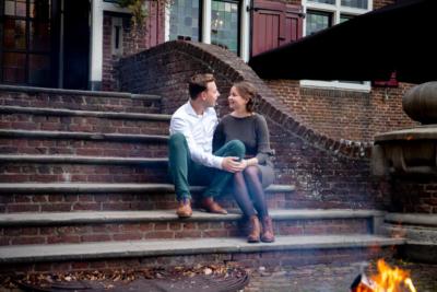 Loveshoot, koppelshoot, coupleshoot, spontane fotografie