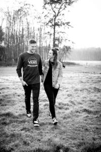 Loveshoot, koppelshoot, coupleshoot, spontane fotografie, storytime media