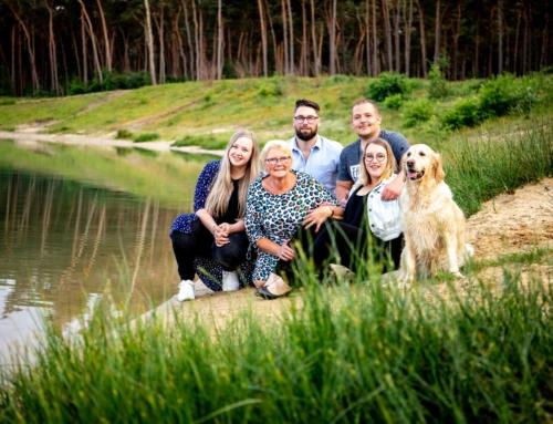 Familieshoot Zandenplas Nunspeet
