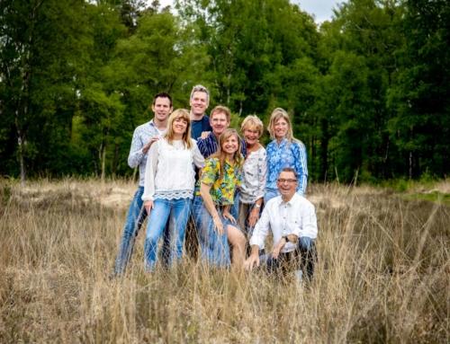 Familieshoot Waschkolk Nunspeet