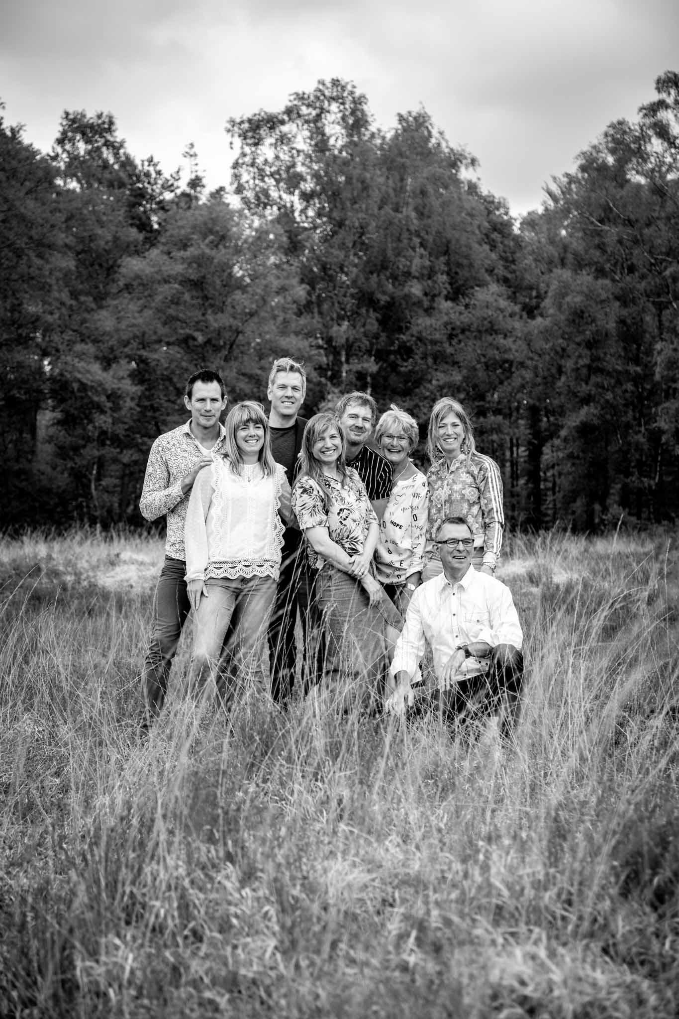 Familieshoot, spontane foto's, Waschkolk, Nunspeet